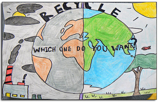 Recycling Poster Contest